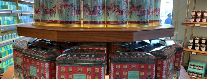 Fortnum & Mason is one of Hong Kong Points of Interest.