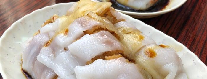 發記腸粉粥品 is one of Restaurants in Hong Kong.