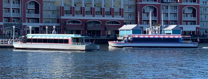 Crescent Lake is one of Guide to: Disney World [Orlando].