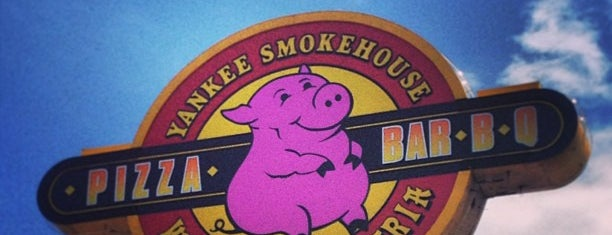 Yankee Smokehouse is one of Lieux qui ont plu à Rob.