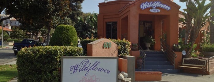 Wildflower Cafe is one of Food in SoCal.