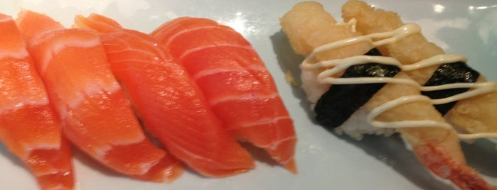 Itacho Sushi is one of Lugares guardados de Creig.