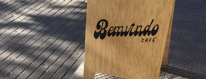 Bemvindo Café is one of Santiago Specialty Coffee Shops.