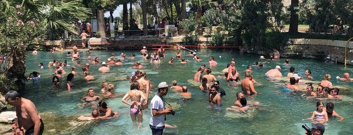 Antik Havuz is one of Emine'nin Beğendiği Mekanlar.