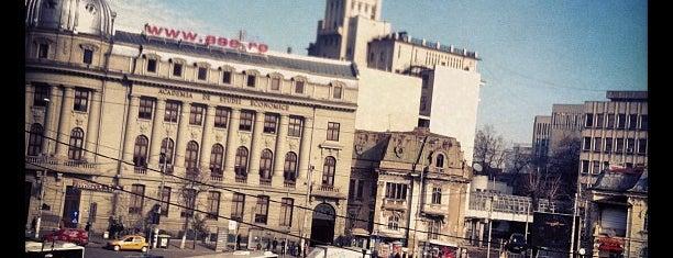 Piața Romană is one of Ghid de București.