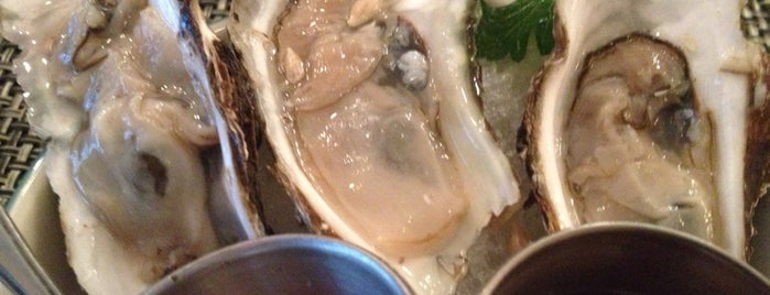 Marché du Sud is one of NY - Oyster Happy Hours.