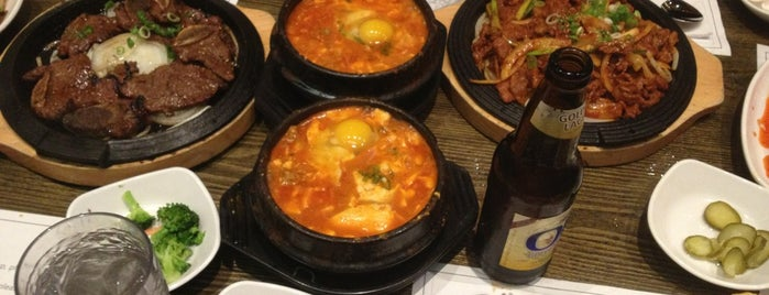 BCD Tofu House is one of NY Eats.