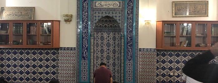 Imdat Vakfi Camii is one of Lieux qui ont plu à k&k.