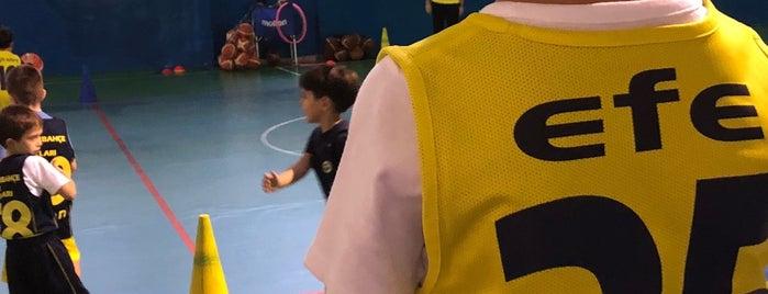Fenerbahçe Basketbol Okulu is one of Posti salvati di Serhan.