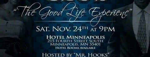 The Hotel Minneapolis, Autograph Collection is one of MN Events.
