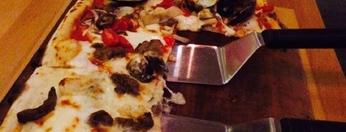 Metre Pizza is one of İSTANBUL (2) GURME MEKANLARI (devamı).