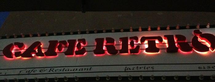 Café Retro is one of Food in Dubai, UAE.