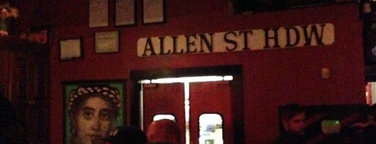 Allen Street Hardware Cafe is one of The Best of Buffalo, NY.