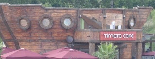 Timata Café is one of Lugares favoritos de Didem.