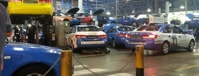 """ComfortDelgro is one of TPD """"The Perfect Day"""" Singapore (1x0)."""