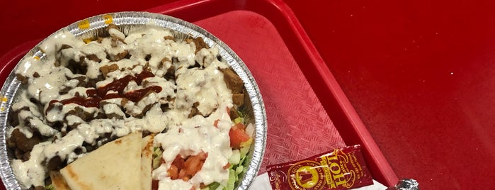 The Halal Guys is one of Andres 님이 좋아한 장소.