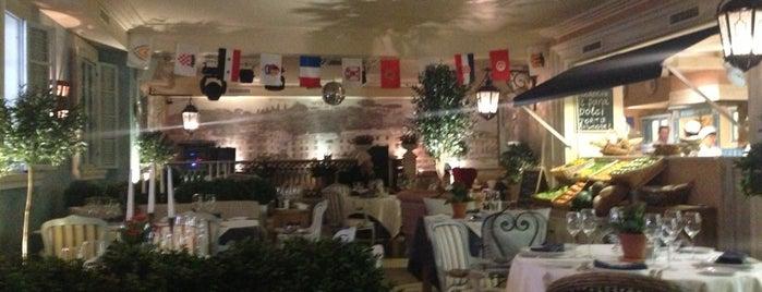 La Taverna is one of Terrase.