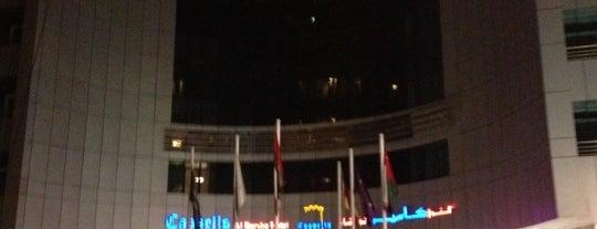 Cassells Al Barsha Hotel is one of Lieux qui ont plu à Murat.