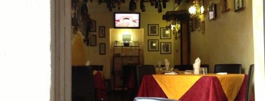 Romantica Trattoria Pizzeria is one of Lugares favoritos de Cem.