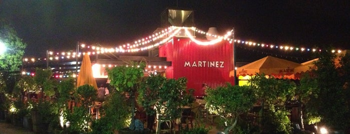 Restaurante Martínez is one of Date Night.