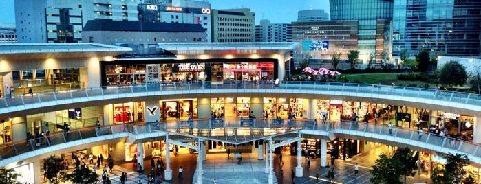 Lazona Kawasaki Plaza is one of Lieux qui ont plu à Masahiro.