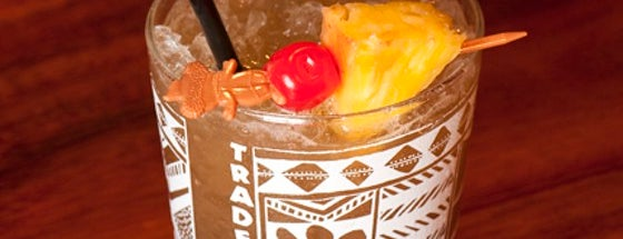 Trader Vic's is one of Posti salvati di Adam.