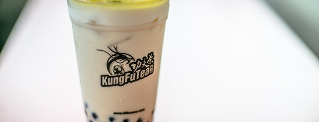 Kung Fu Tea 功夫茶 is one of 100 Dishes 2015.