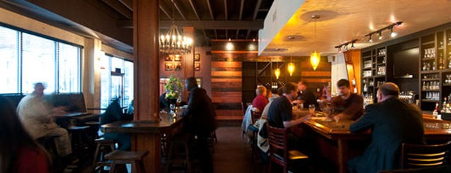 Augustine's is one of 20 Fun First-Date Restaurants.