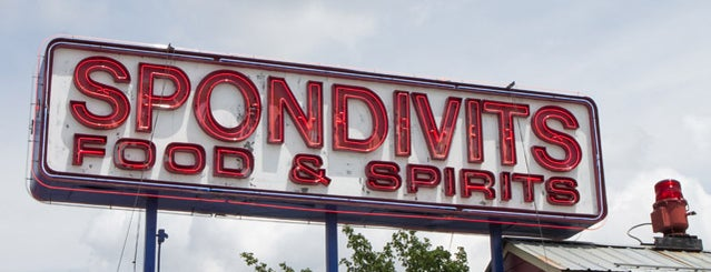 Spondivits is one of 20 Fun First-Date Restaurants.