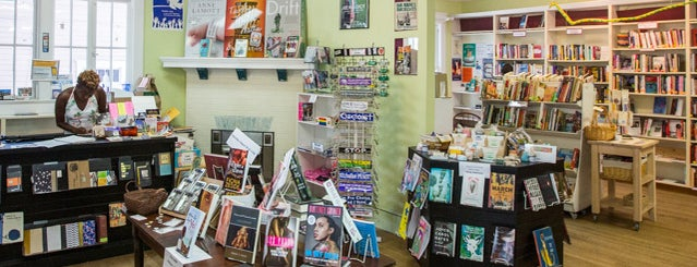 Charis Books & More is one of Atlanta: Stillspots.