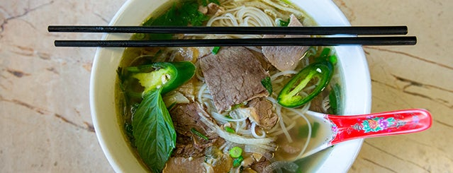 Pho Dai Loi 2 is one of 100 Dishes 2015.