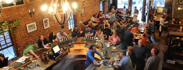 Brick Store Pub is one of 20 Fun First-Date Restaurants.