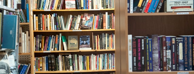 Atlanta Vintage Books is one of 6 Bookstores to Make You Forget the E-Reader.