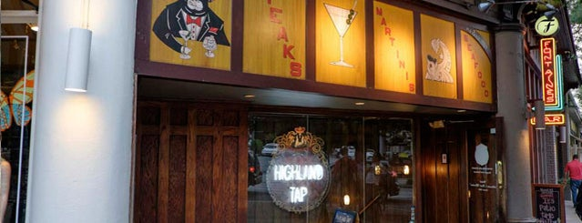 Highland Tap is one of 20 Fun First-Date Restaurants.