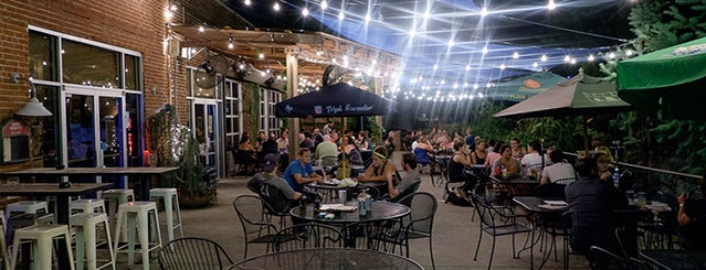 Midway Pub is one of 16 Great Patios for Beer-Drinking in Atlanta.