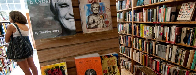 A Cappella Books is one of 6 Bookstores to Make You Forget the E-Reader.