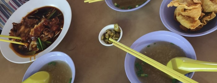 Amigo is one of Good Food Places: Hawker Food (Part I)!.