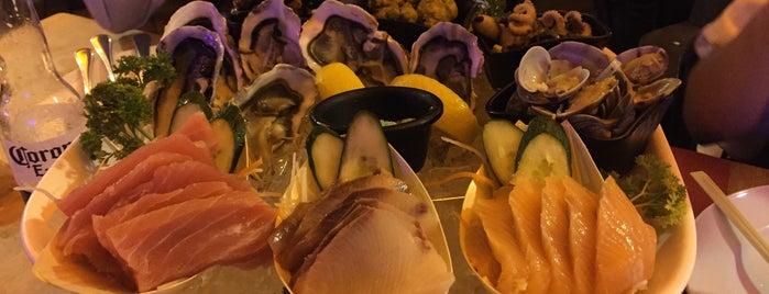 Fremantle Seafood Market is one of Restaurants.