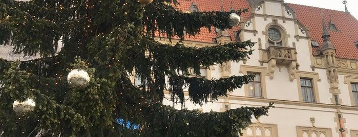 Vánoční trhy is one of Olomouc.