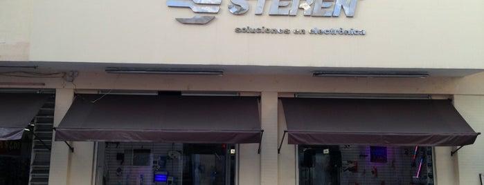 Steren is one of Refacciones y accesorios varios.