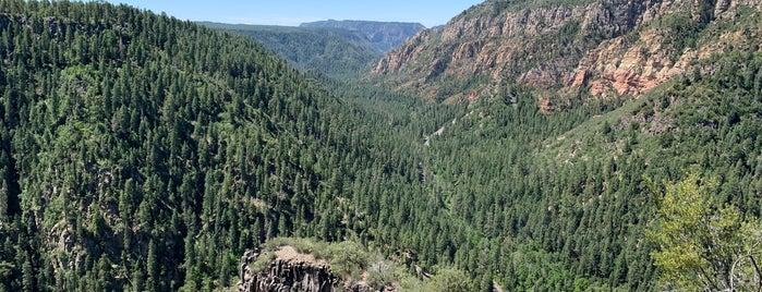 Sedona Scenic Viewpoint is one of Arizona.