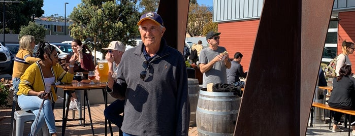 Eppig Brewing Waterfront Biergarten is one of Food/Drink San Diego.