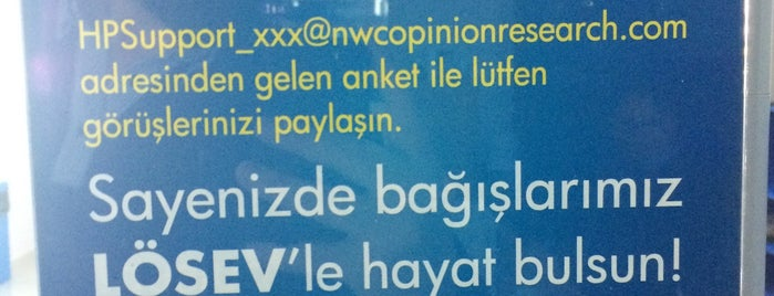 HP Servis Noktası is one of Posti che sono piaciuti a Handan.