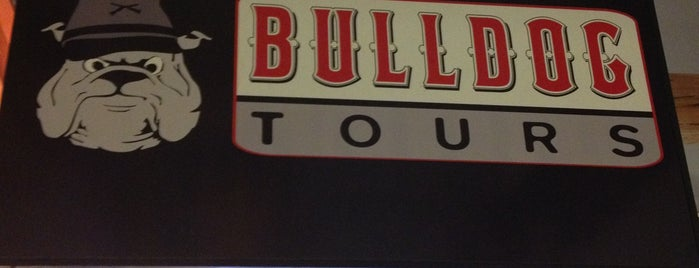 Bulldog Tours is one of Charleston.