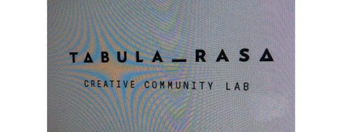 Tabula Rasa / Creative Community Lab is one of สถานที่ที่ Said ถูกใจ.