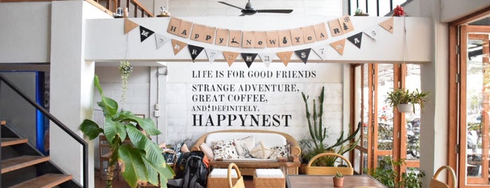 Happynest Hostel is one of Tailandia.