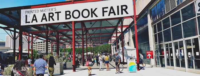 LA Art Book Fair is one of LosAngeles.
