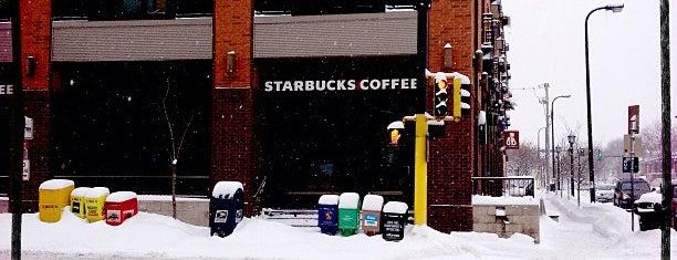 Starbucks is one of Tempat yang Disukai Alan.