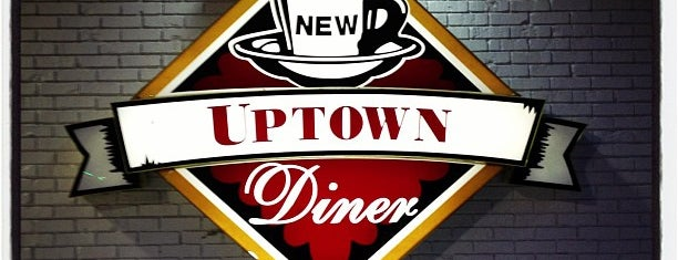 Uptown Diner is one of The Great Twin Cities To-Do List.