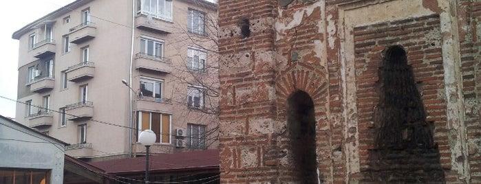 Пазар Римската стена is one of Sofia, Bulgaria.